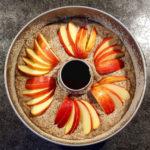 Veganer-Apfel-Mohn-Kuchen_glutenfrei_Diaetologie-Eberharter_Teig