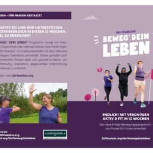 Flyer_Beweg dein Leben Programm_Petra Eberharter