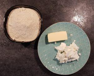 Zubereitung Vollkorn-Mürbteig